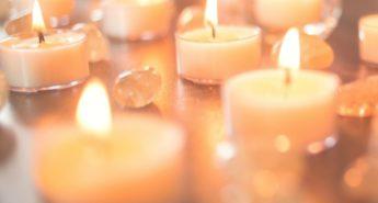 wedding candles tealight