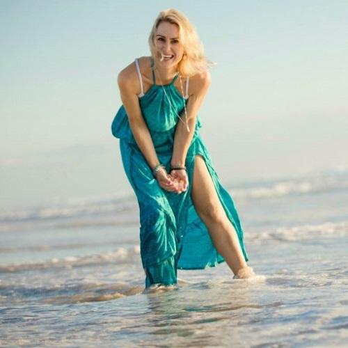 Karen Davie - founder of Oceans of Wellness